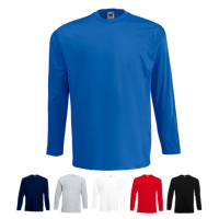 Long Sleeve Value T-Shirt