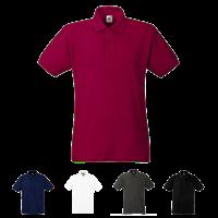 Heavy Pique Polo Shirt