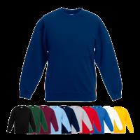 Kids Drop Shoulder Sweatshirt