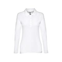 BERN WOMEN. Women's long sleeve polo shirt