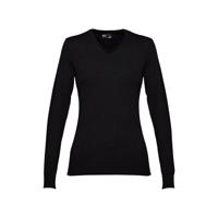 MILAN WOMEN. Women's V-neck jumper