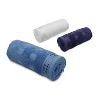 ARIEL I. Cotton terry towel