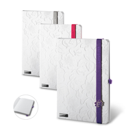 LANYBOOK INNOCENT PASSION WHITE. Notepad