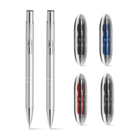 BETA SET. Ball pen and mechanical pencil set