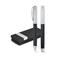 ZAIRE. Roller pen and ball pen set