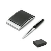 MURPHY. Ball pen and cardholder set