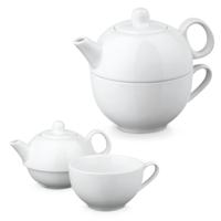 INFUSIONS. Tea set