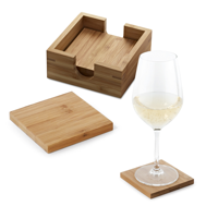 GAUTHIER. Set of 4 coasters