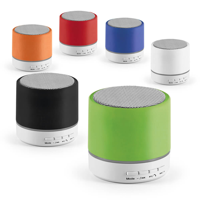 PEREY. Speaker with microphone