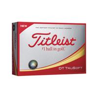 Titleist DT Tru Soft Golf Balls