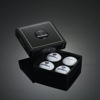 TITLEIST TRUFEEL 4 BALL DOME BOX