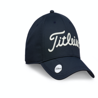 TITLEIST PERFORMANCE BALL MARKER GOLF CAP WITH YOUR LOGO TO 1 SIDE AND TO THE BALL MARKER