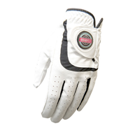 Gents Golf Glove With 25 mm Magnetic Ball Marker