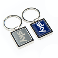 NEXUS 7 LUXURY FEEL KEYRING WITH LASER ENGRAVED LOGO