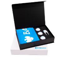 LUXURY CONTEMPORARY GOLF PRESENTATION GIFT BOX