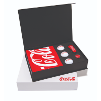 LUXURY FLIX DS GOLF PRESENTATION GIFT BOX