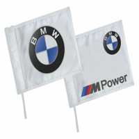 GOLF PIN FLAG DOUBLE SIDED PRINT