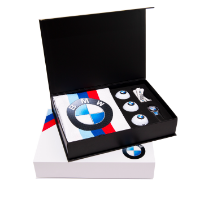 LUXURY GEO GOLF PRESENTATION GIFT BOX