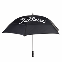 TITLEIST PLAYERS DOUBLE CANOPY UMBRELLA WITH 1 PANEL PRINTED