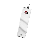 Wilson Staff Microfibre Towel  Embroidered