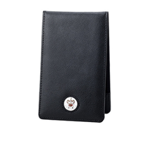 Leather Course Planner Holder