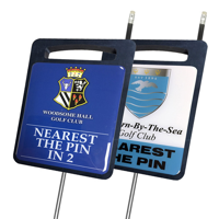 Nearest Pin Marker