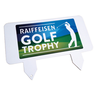 Championship Rectangle Tee Markers