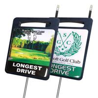 Longest Drive Markers