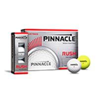 Pinnacle New Rush Golf Balls