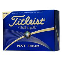 Titleist NXT Tour Golf Balls