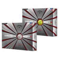 Callaway New Chrome Soft X Golf Balls