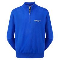 Footjoy Lambswool 1/2 Zip Sweater
