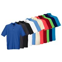Greg Norman Core Plain Polo Shirt