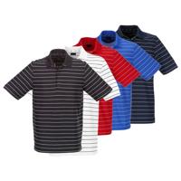 Greg Norman Core Fine Stripe Polo Shirt