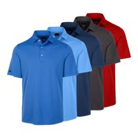 Greg Norman Self Fabric Collar Textured Shirt
