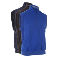 PQ Aquasoft Windvest - zip neck