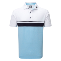 FootJoy Stretch Lisle Colour Block with Space Dye (Athletic Fit)