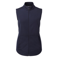 FootJoy Women's Full-Zip Brushed Chill-Out Vest