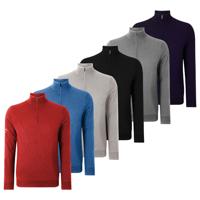 Callaway Windstopper 1/4 Zipped Sweater