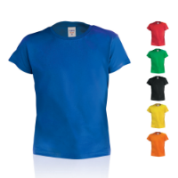 Kid Colour T-Shirt Hecom