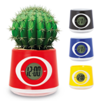 Pot Desk Clock Zelmo