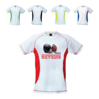 T-Shirt Tecnic Combi