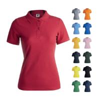 Women Color Polo T-Shirt