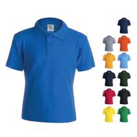 Kids Color Polo T-Shirt