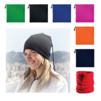 Neck Warmer And Hat Articos