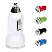 Duo In Car USB Charger