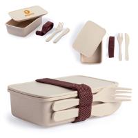 Ingleton Bamboo Lunchbox