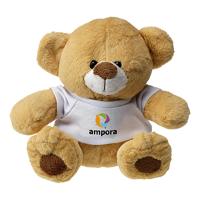 Plush Teddy Bear with T-Shirt 6.5