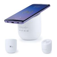 Thornton Wireless Charger Speaker