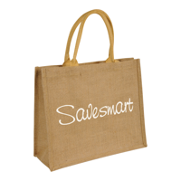 Short Handled Jute Bag